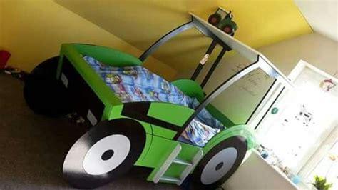 Kinderzimmer Gestalten Junge Traktor by Traktor Trecker Bett Kinderbett Diy Kinderzimmer