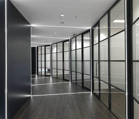 single glazed space contract interiors