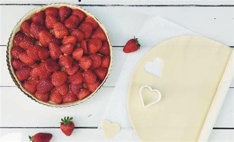 tarte fraise pate feuilletee comment personnaliser sa tarte aux fraises darty vous