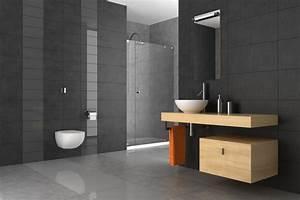 Badezimmer Fliesen Grau : badezimmer fliesen in grau m glichkeiten und preisspannen ~ Sanjose-hotels-ca.com Haus und Dekorationen