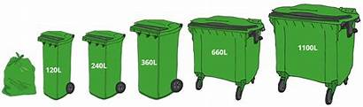 Bin Commercial Sizes Cleaning