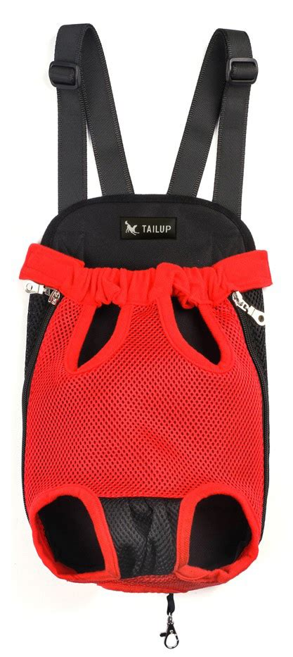 sling type pet carrier  colorful pattern  small dogs
