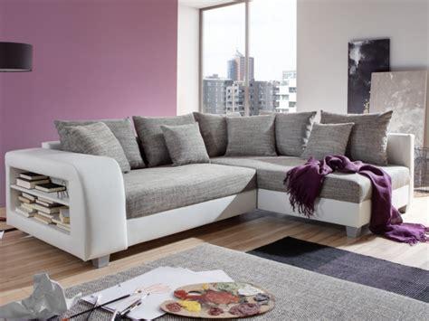 canapé d angle gris et blanc canape d 39 angle blanc et gris
