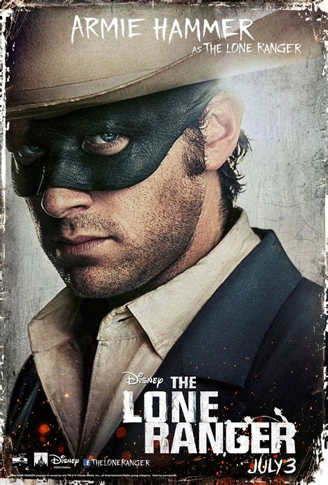 the lone ranger posters 2013 photo 34212006 fanpop