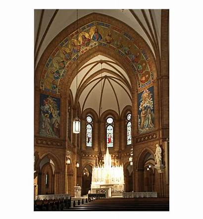 Catholic Church St Paul Chicago Pilsen Neighborhood