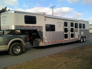 shetron manufacturing custom built field trailers With air conditioned dog trailer
