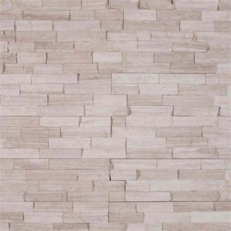 mosaic monday splitface stone wall tiles  touchable