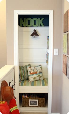 Meditation Bench Cushion by How To Turn A Closet Into A Cozy Book Nook From Thrifty
