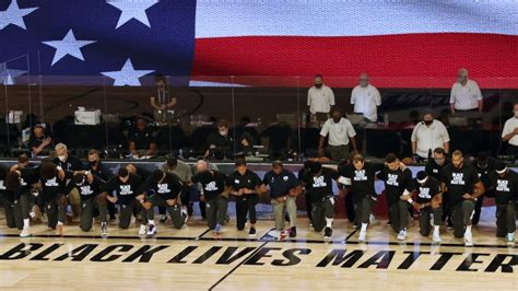 How the NBA and WNBA became Ambassadors for Social Justice ...