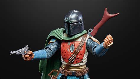 The Mandalorian: Hasbro Reveals New Star Wars Figures for ...