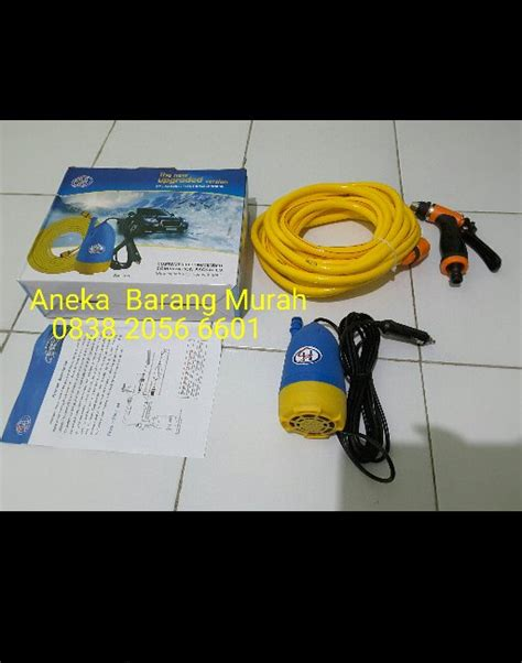 Alat Cuci Motor Krisbow jual beli alat cuci steam motor mobil ac portable lighter