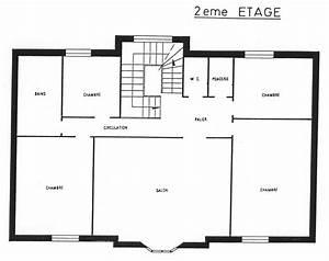 Plan Interieur Maison : la villa la hubloti re villa berthe ~ Melissatoandfro.com Idées de Décoration