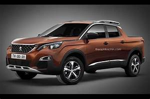 Peugeot Pick Up 2018 : illustration 2018 illustration le futur pick up peugeot en image ~ New.letsfixerimages.club Revue des Voitures