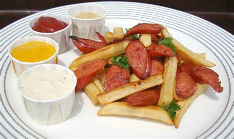 cuisine fast food salchipapas peruvian fast food peru delights