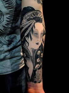 Tatouage Homme Japonais : tatouage bras et avant bras en 50 id es hommes et femmes tatuagens ~ Melissatoandfro.com Idées de Décoration