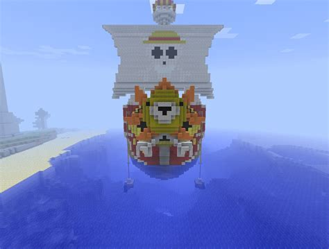 thousand sunny minecraft map