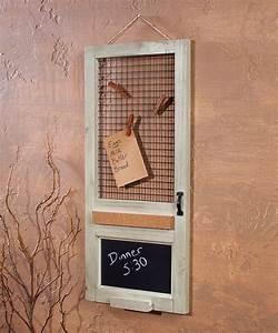 Screen, Door, Memo, Board