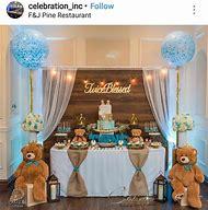 Teddy Bear Baby Shower Theme