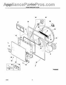 Frigidaire 131845800 Sensor Harness
