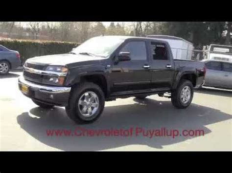 2011 Chevy Colorado Reviews by 2011 Chevy Colorado Dealer Review Chevrolet Of Puyallup