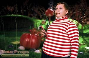 Charlie and the Chocolate Factory Augustus Gloop Shirt ...