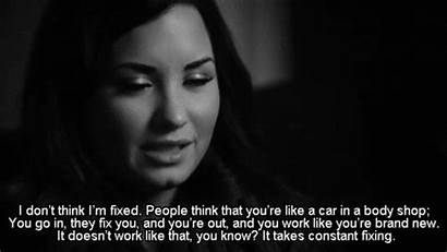Strong Recovery Staying Demi Lovato Quotes Drag