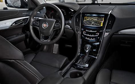 cadillac xts interior black cadillac sedan limo affair