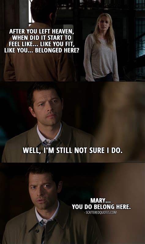 Castiel Quotes 10 Best Supernatural Quotes From The Foundry 12x03