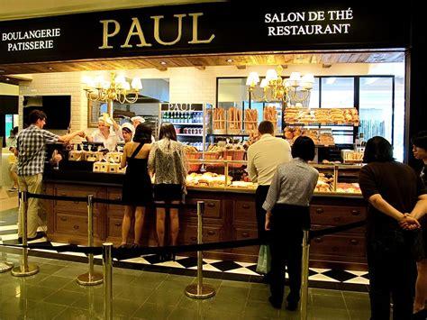 cuisine paul paul bakery restaurant singapore
