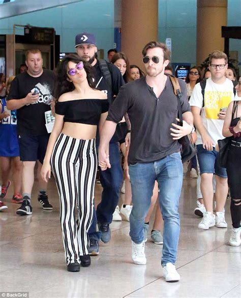 Camila Cabello Packs The Pda With Beau Matthew Hussey