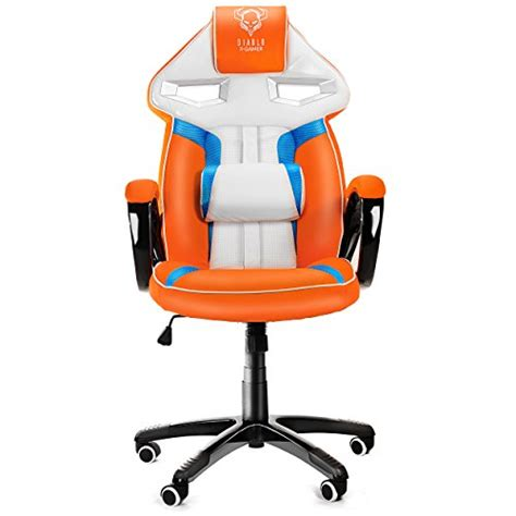 chaise de bureau racing diablo x gamer siège gaming racing chaise de bureau avec