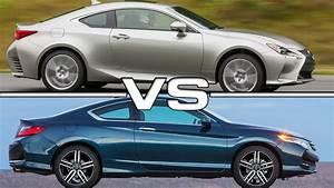 Lexus Rc 300 : 2016 lexus rc 300 awd coupe vs 2016 honda accord lx s coupe youtube ~ Maxctalentgroup.com Avis de Voitures