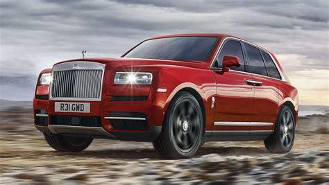 Rolls Royce Cullinan Suv Launched