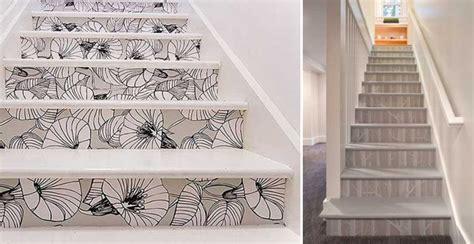 Come Pitturare Una Ringhiera by Idee Creative Per Decorare Le Scale Con Pattern Colori E