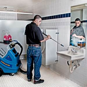 Endeavor tile grout cleaner multi surface extractor for Bathroom cleaning machine
