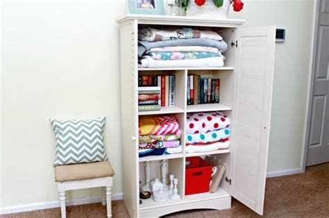 Small Space Organizers : 3 Small Space Storage Solutions Using 1 Furniture Piece