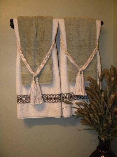 towel folding ideas for bathrooms pin by aimee morris on just like home decor