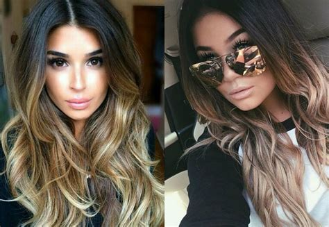 Hair Colors With Highlights by Hypnotizing Brown Hair With Highlights Hairdrome
