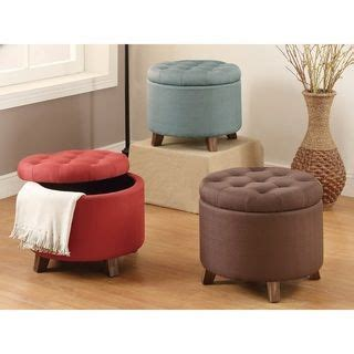 Best Deals On Ottomans by 20 Inch Tufted Top Upholstered Storage Ottoman