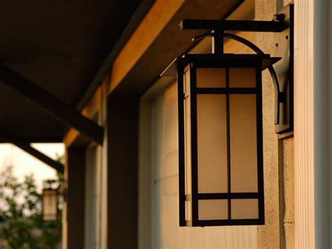 garage sconces 10 garage lighting ideas hgtv