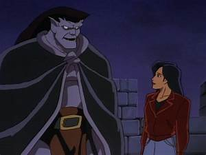 Goliath smiling at Elisa after he & the other gargoyles ...