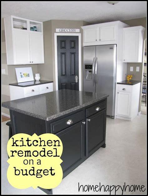 diy budget kitchen makeovers kitchen remodel on a budget diy corner cabinet d 233 co 6802