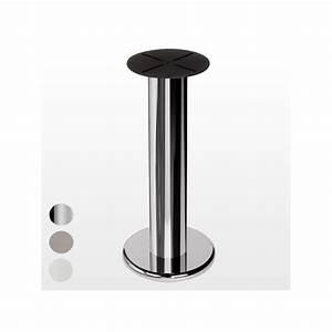 Pied De Table Reglable : pied de table p ninule hauteur r glable ~ Edinachiropracticcenter.com Idées de Décoration