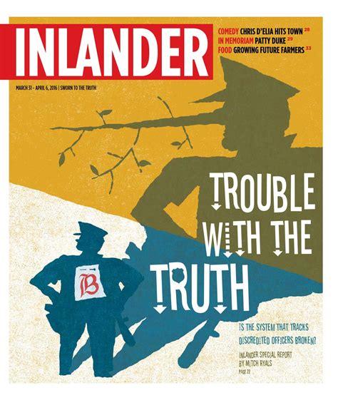 Inlander 03/31/2016 by The Inlander issuu