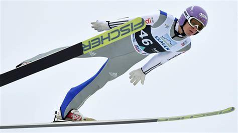 Skispringen ist die vermutlich spektakulärste aller alpinen disziplinen. Skispringen: Wellinger und Eisenbichler bei Kraft-Sieg auf ...