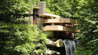 fallingwater house by frank lloyd wright designrulz
