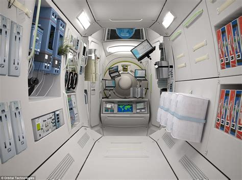commercial space station russian firm orbital