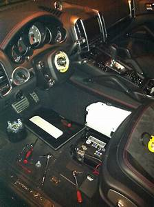 Removing A 958 U0026 39 S Steering Wheel And Disconnecting The