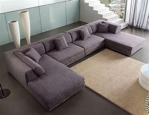 sofa u love sectional u shaped fabric sectional sofa am b330 field point