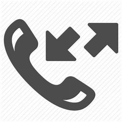 Call Icon Incoming Calls Phone Outgoing Telephone
